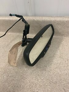 2009 2014 Cadillac Cts V Cts Rear View Mirror Oem Gm On Star