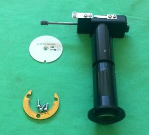 Olympus Ix70 Microscope Photo Frame Lens W Internal Lens 2632