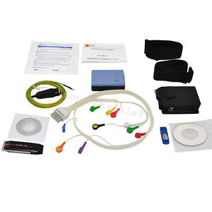 Contec Wireless Stress Test System For Cardiac Stress Exercise Cardioscape Pc