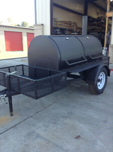 500 Gallon Bbq Smoker Super Nice Brand New Barbeque Cooker Cheap