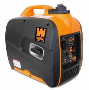 Portable Gasoline Generator Super Quiet Power Inverter Clean Energy 4 Stroke New