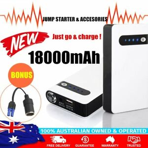 Portable Jump Starter Battery Charger Power Bank 12v Pack Led Minimax Lo