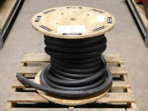 Allied Wire Cable 500mcm 1c Wire 35ft Spool 2000v Type W 500kcmil 1c W 50