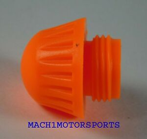 Ratcheting Screwdriver Replacement Orange End Cap For Snap on Tools