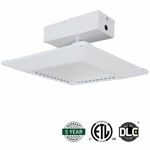Hykolity 150w Led Gas Station Canopy Outdoor Light Ultra Thin Commercial High