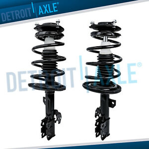 Front Struts For Toyota Camry Solara Lexus Es330 Coil Spring Strut Assembly Kit