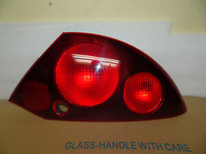 2000 2002 Mitsubishi Eclipse Passenger Tail Light Lamp Complete Tested Factory