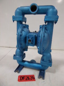 Sandpiper Alumium 2 Inlet 2 Outlet Diaphragm Pump dp2626