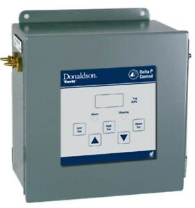 Donaldson Delta Plus Control For Dust Collectors used 3 Pcs Available