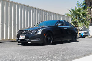Megan Racing Ez Ii 2 Street Coilovers Lowering Suspension For Cadillac Ats 13