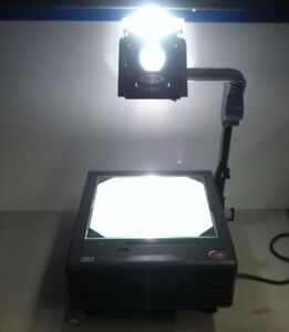 3m Overhead Transparency Projector 2 Bulb High Output 9550