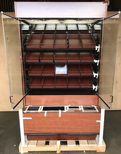 New Structural Concepts Addenda Series Bakery pastry Case Non refrigerated