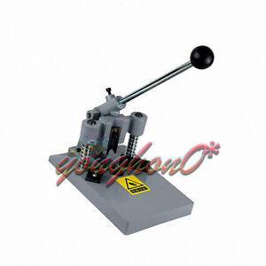 Cutting Machine Eco Manual Round Corner Cutter Corner Rounding For Paper Card