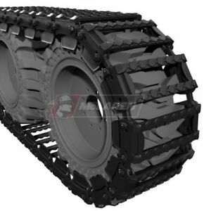 New Mclaren Steel Skid Steer Over The Tire Ott Tracks 10x16 5 12x16 5 14x17 5