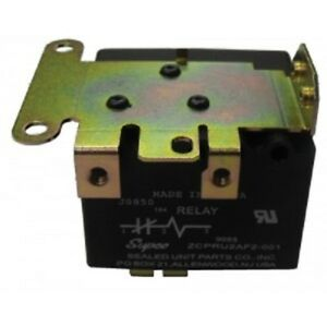 Supco 9065 Potential Relay 332 Continuous Coil Voltage