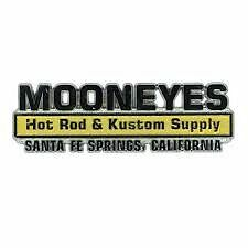 Mooneyes Custom Tool Box Emblem Rat Hot Rod Gasser Nhra Vw Buggy Mg078