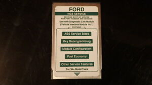 Rotunda Ford Ngs Green Abs Card Bw10