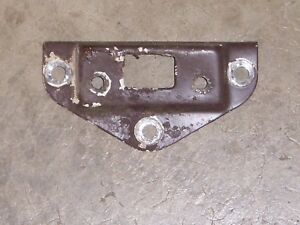 Ih International Scout 80 Ih Door Lock Cover