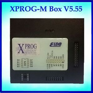 Xprog box Xprog 5 55 X prog Box 5 55 Xprog V5 55 Car Ecu Programmer China Post