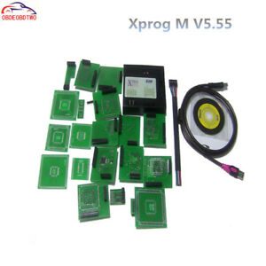 Xprog 5 55 M Box V5 55 Auto Ecu Programmer Xprog5 55 Free Shipping China Post