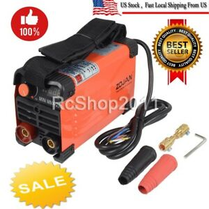 Handheld Mini Mma Electric Welder 220v 20 250a Inverter Arc Welding Machine Tool
