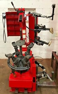 Hunter Butler Tc3500 Rim Clamp Tire Machine Changer Low Profile Wheels 305