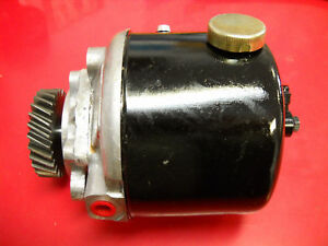 Ford Tractor Power Steering Pump 2600 3600 4600 6700 7700 7600 E6nn3k514ea99m