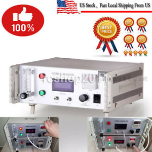 7g h Ozone Therapy Machine Medical Lab Ozone Generator Ozone Maker 110v Us