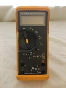 Fluke 79 Serious Ii Multimeter