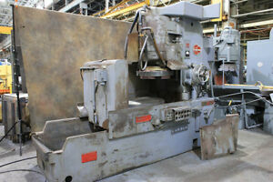 36 Chk 30hp Spdl Blanchard 20 36 Rotary Surface Grinder 3 8 Chk Life 12 Ver