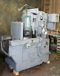 16 Chk 15hp Spdl Blanchard 11 16 Rotary Surface Grinder Later Model Electro ma