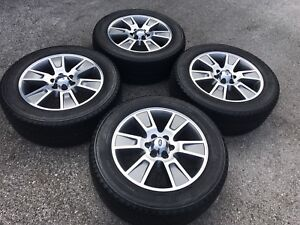 2004 2014 Oem Factory Ford F150 F 150 Expedition Fx4 Lariat 20 Wheels Tires