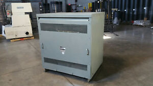 Hitran 460 Volt 333 Kva Isolation Transformer With Free Shipping