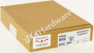 New Prosoft Technology Mvi56 mnet Modbus Tcp ip Client server Communication