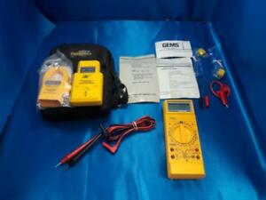 Fieldpiece Multimeter Hb 73 With Ath3 And Ach Accessories ap1030796