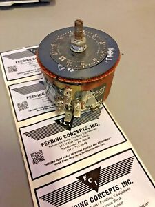 Staco Energy 3 Products Co Type 221 Variable Transfromer Coil Speed Control 120