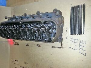 Ford 302 T Cylinder Head Left Hand Used