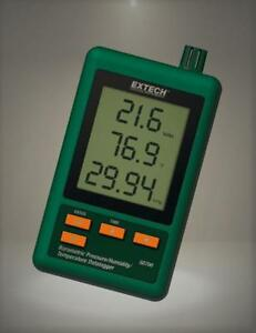 Extech Sd700 Pressure Humidity And Temperature Data Logger