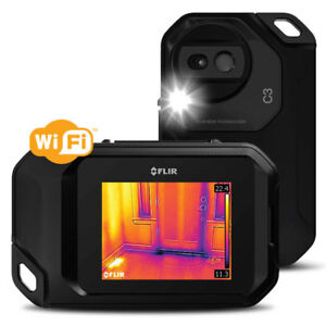 Flir C3 Thermal Imaging Camera With Msx And Wi fi