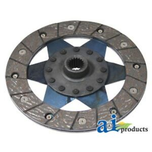 Sba320400091 Clutch Disc For Ford New Holland Compact Tractor 1200