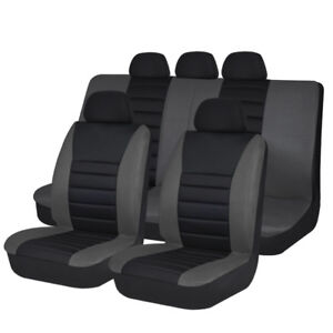 New Arrival Car Seat Covers Car Seat Protectors Heat Printing Breathable Suv