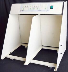 Bd Biosciences Becton Dickinson Multiwell Autosampler Facsflow Supply System