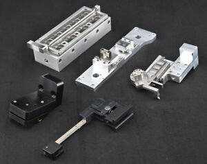 Lot 5 Industrial Laser Optics Linear Motion Beam Mount Assembly Lab Well Stage