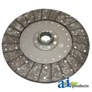 82004600 Clutch Disc For Ford new Holland Tractor 5110 5610 5640 6410 6610 6640