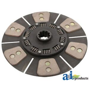 82011591 Clutch Disc For Ford new Holland Tractor Ts100 Ts110 Tw10 8400 9000