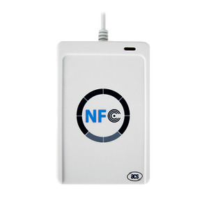Rc3nfc Acr122u Rfid Contactless Smart Reader Writer usb For Mifare Cards