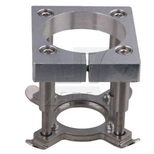 Engraving Machine Spindle Motor Automatic Ball Pressure Plate Clamp 80mm