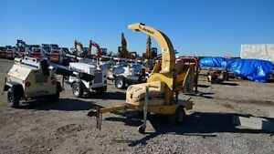 2006 Vermeer Bc600xl Wood Chipper Towable Only 201 Hours