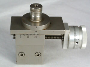 David Kopf Stereotaxic Single axis Micromanipulater With Bar Clamp