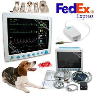 Us Fedex vet Veterinary Patient Monitor Co2 7 Parameters Monitoring etco2 Module